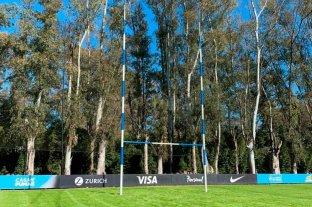 Los Pumas inician la preparación para el Rugby Championship