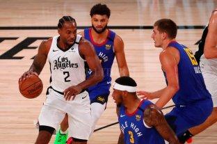 Los Clippers ganaron y se ubican segundo en la Conferencia Oeste
