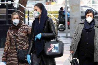 Irán continúa como el décimo país con más casos de Covid-19