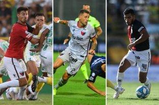 Desfilan las cartas-documento de los jugadores de Colón para cobrar - Lértora, Bianchi y Delgado -