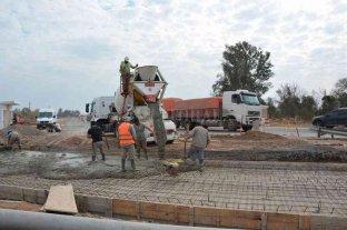 Nación avanza con la construcción de la Autopista de Ruta N° 34