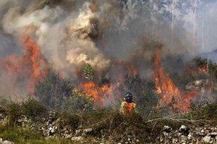 La Rioja bajo alerta naranja ante los factores climáticos