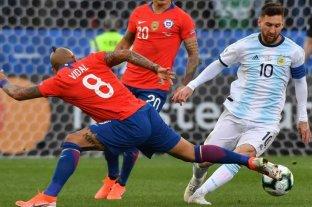 Copa América: Argentina abre con Chile el 11 de junio de 2021 -  -