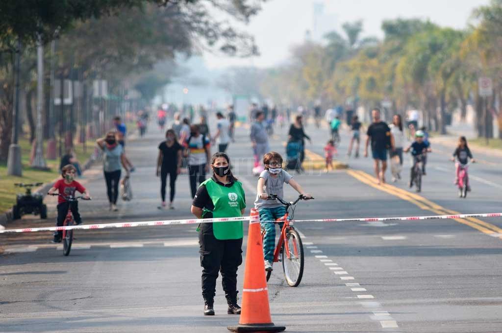 """""""No hay transmisión local en la ciudad de Santa Fe"""", aseguran desde Salud - Ante el aumento de casos, las autoridades piden extremar los cuidados para evitar contagios -"""