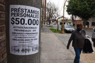 Prestamistas: detención, condena y pago de más de $ 2.000.000