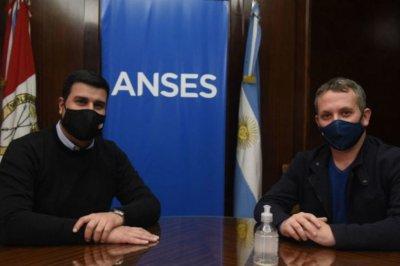 Marcos Cleri y Diego Mansilla destacaron la inversión de Anses en la provincia de Santa Fe