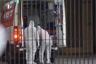 Tres nuevas víctimas fatales por coronavirus en la provincia de Santa Fe -  -