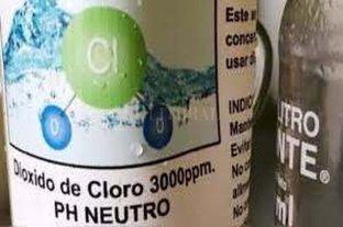 Un hombre falleció en Jujuy tras beber dióxido de cloro