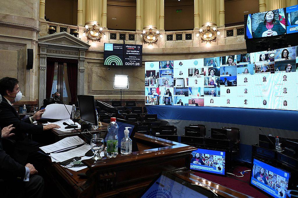 Crédito: Prensa Senado