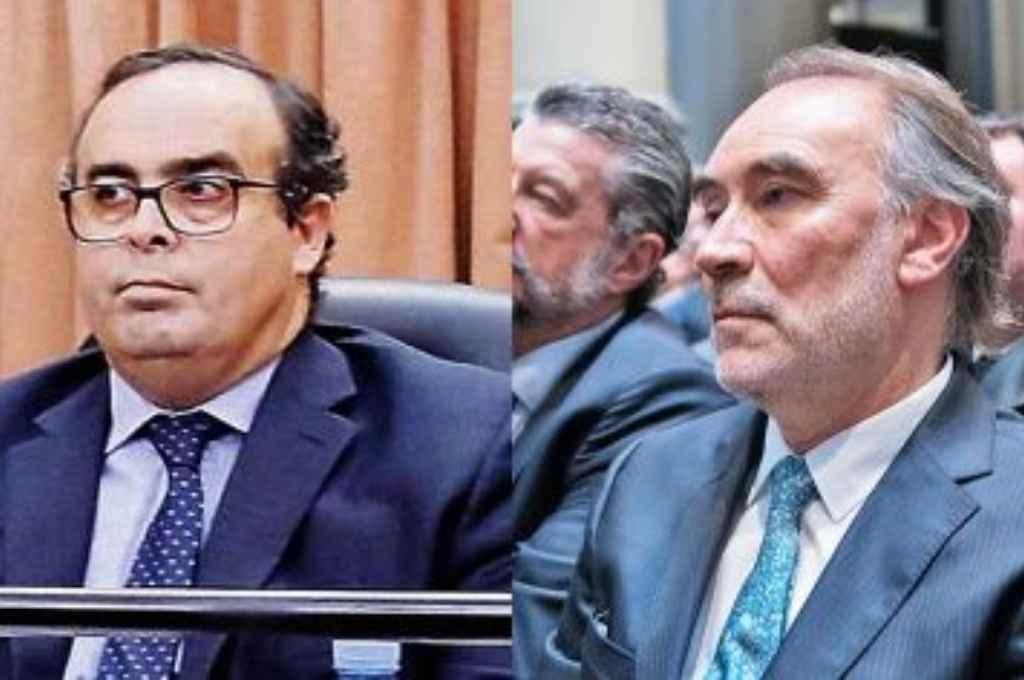 Previo a la sesión, la jueza en lo Contencioso Administrativo Federal Alejandra Biotti ordenó a los senadores abstenerse de evaluar la situación de Bertuzzi y Bruglia. Crédito: Gentileza