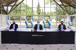 Este viernes se anuncia una nueva etapa de la cuarentena en Argentina -  -