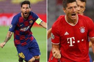 Messi y su Barcelona enfrentan al Bayern Munich por Champions League