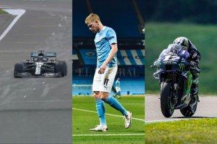 Horarios y TV: Fin de semana de Champions, Europa League, Fórmula Uno y MotoGP