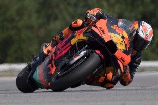 Pol Espargaró, el más rápido en las pruebas de MotoGP