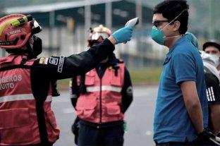 El coronavirus no se detiene en Ecuador y los casos confirmados rozan los 100.000