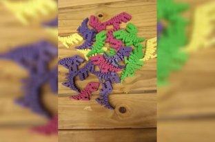 Portasueros con superhéroes y juguetes en 3D serán donados a hospitales pediátricos