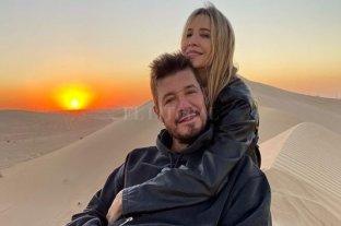 Guillermina Valdés confirmó su reconciliación con Marcelo Tinelli