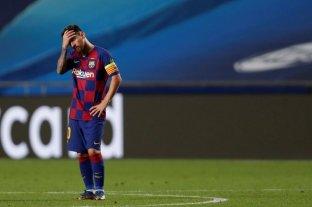 """Para los diarios catalanes, la derrota de Barcelona fue """"una humillación"""""""