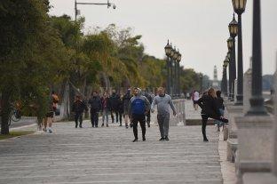 """En provincia, récord de 190 nuevos  casos y breve """"alivio"""" en la ciudad -"""