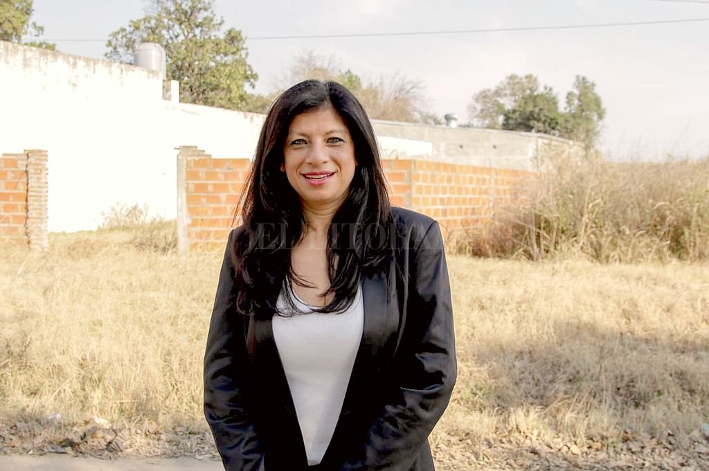 Gabriela Solano. Crédito: Prensa Solano