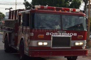 Coronavirus: se contagiaron dos bomberos del Cuartel Zona Norte  -  -