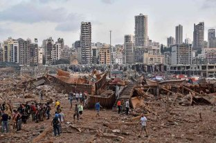 La ONU llama a recaudar US$ 565 millones para el Líbano
