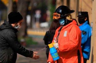 38 nuevos fallecidos por coronavirus en Argentina -  -
