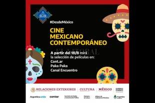 Argentina celebra el día del cine mexicano - Se generará un gran circuito cultural de más de 90 sedes de exhibición independiente a lo largo de todo México proyectando de forma gratuita cerca de 60 películas mexicanas de reciente producción. -