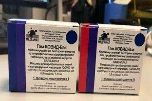 Rusia comenzó a producir el primer lote de la vacuna Spútnik V