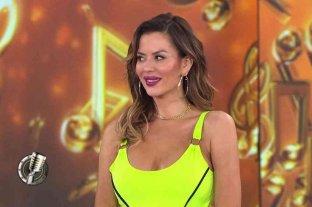 "Karina Jelinek se despidió del ""Cantando 2020"""