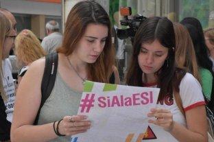 El socialismo insistirá con la Ley de Educación Sexual Integral en Santa Fe