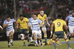 Confirmaron el fixture del Rugby Championship 2020