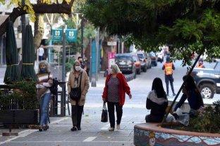 Mendoza habilitó las reuniones sociales al aire libre de hasta 15 personas