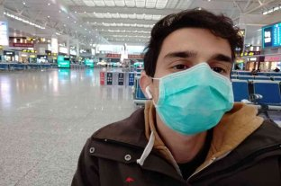 La vida de un santafesino en Hangzhou, en tiempos de Coronavirus