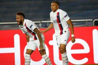 París Saint Germain y Leipzig juegan la primera semifinal de la Champions League