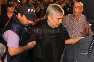 Reducen la fianza y Lázaro Báez quedó cerca de la prisión domiciliaria