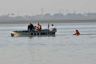 Dramática búsqueda de los  desaparecidos en la laguna