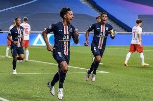 PSG goleó a Leipzig y es finalista de la Champions League por primera vez