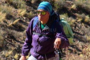 Salta: buscan a una montañista que se perdió el domingo mientras escalaba