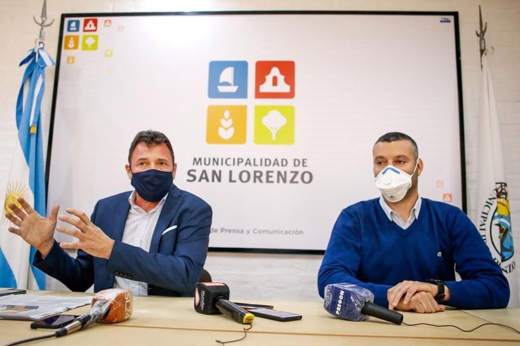 San Lorenzo dio a conocer los proyectos ganadores del Presupuesto Participativo Joven 2020 -  -