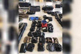 Estados Unidos: incautan avión lleno de armas ilegales y detienen a dos pilotos venezolanos