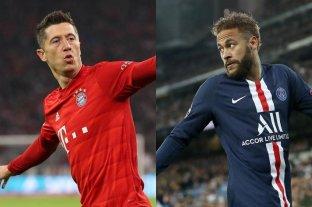 París Saint Germain lidera el historial ante Bayern Münich