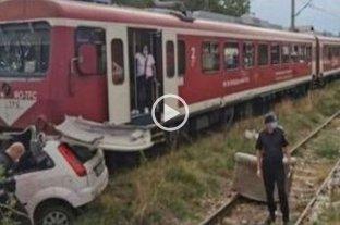 Video Viral: murió atropellado por un tren mientras realizaba una transmisión en vivo