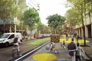 """Pocos autos y más peatones: qué son las """"supermanzanas"""" planteadas en la ciudad"""