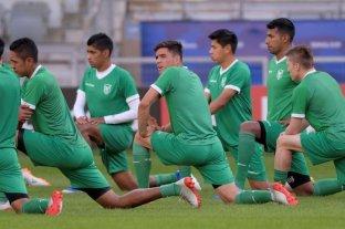Un jugador de Bolivia, rival de Argentina en Eliminatorias, dio positivo de coronavirus