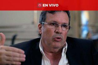 En vivo: el ministro de cultura, Tristán Bauer, expone en diputados
