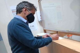 Incendios forestales: Silvio González realizó la denuncia en el MPA