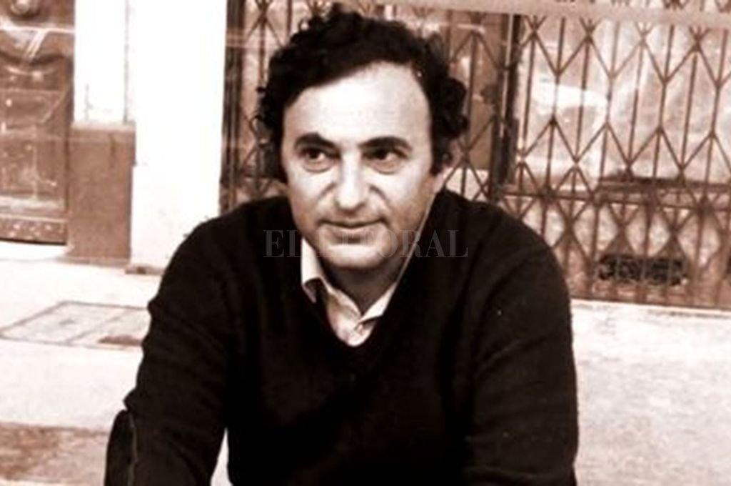 Juan José Saer Crédito: Archivo El Litoral