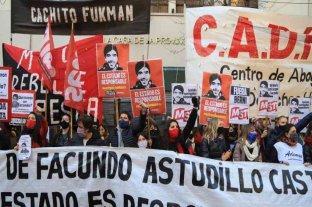 Convocan a una marcha en Plaza de Mayo en reclamo de justicia por Facundo Astudillo