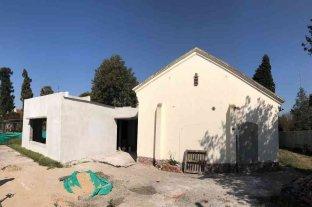 Humboldt: fuerte impulso a las obras de ampliación del Jardín N° 275